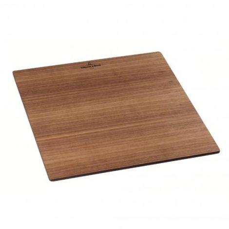 VILLEROY&BOCH Uniwersalna deska do krojenia wykonana z drewna orzecha 389 x 375 x 20 mm 8K331000
