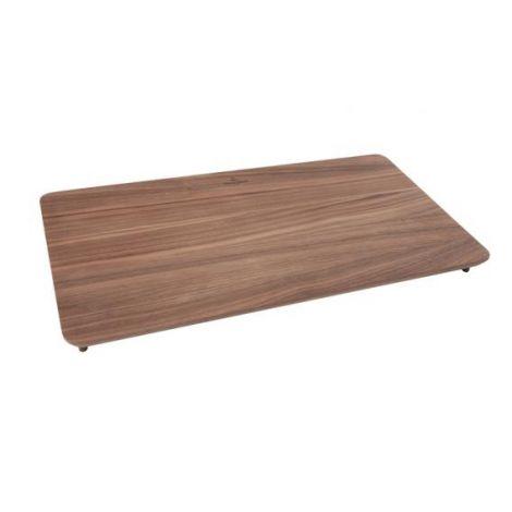 VILLEROY & BOCH Uniwersalna deska do krojenia wykonana z drewna orzecha 560 x 300 x 42 mm 8K361000