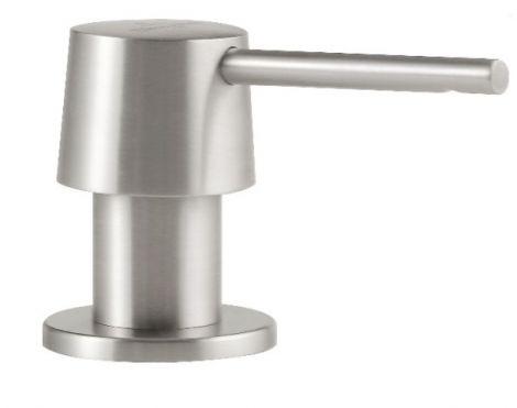 VILLEROY & BOCH Dozownik mydła stal szczotkowana 923610LC -