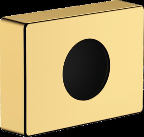 HANSGROHE AddStoris Dozownik na woreczki sanitarne złoty optyczny polerowany 41773990