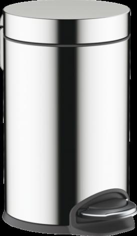 HANSGROHE AddStoris Pojemnik na śmieci chrom 41775000