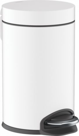 HANSGROHE AddStoris Pojemnik na śmieci biał mat 41775700+oferta do wyczerpania zapasów