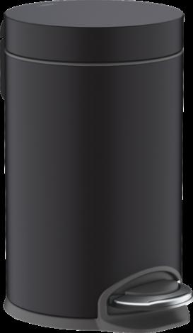 HANSGROHE AddStoris Pojemnik na śmieci czarny mat 41775670
