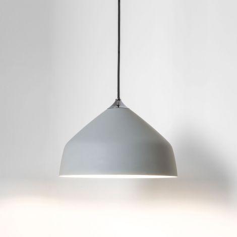 ASTRO LIGHTING Ginestra 400 Lampa wisząca, jasny szary 7521