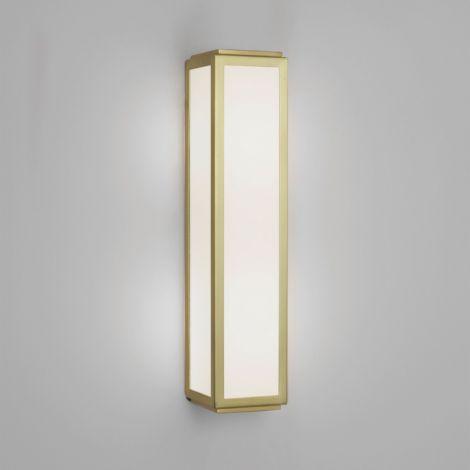 ASTRO LIGHTING Mashiko 360 lampa ścienna, matowe złoto 1121037