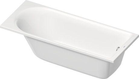 DURAVIT D-Neo Wanna 170x70cm, biały 700478000000000