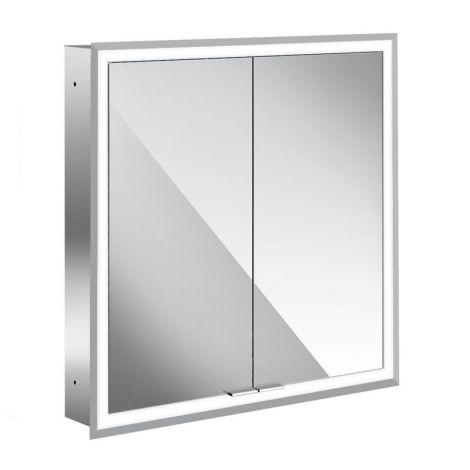 Emco Prime szafka podtynkowa z lustrem i podświetleniem LED, 63 cm 949706171- Towar dostępny na zamówienie