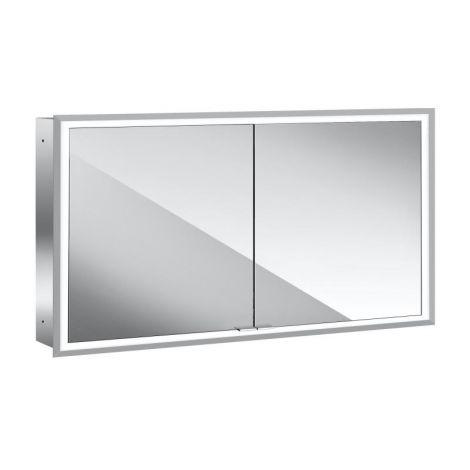 Emco Prime szafka podtynkowa z lustrem i podświetleniem LED, 133 cm  949706195 - Towar dostępny na zamówienie