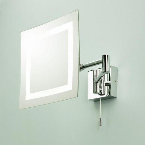ASTRO LIGHTING Torino Lustro łazienkowe z oświetleniem 200 x 200 x 350 mm 0355