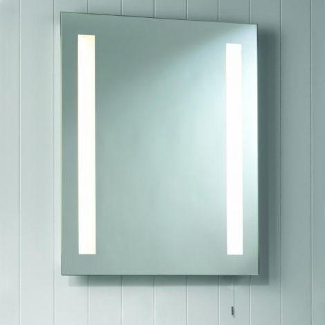 ASTRO LIGHTING Livorno Lustro z szafką i oświetleniem 700 x 600 x 100 mm 0360