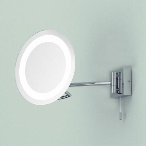 ASTRO LIGHTING Gena Lusterko kosmetyczne z podświetleniem o średnicy 220 mm 0488
