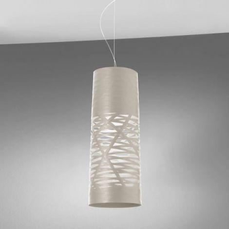 Foscarini TRESS PICCOLA lampa wisząca biała 182027 10