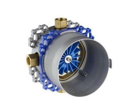 DURAVIT Bluebox, Zestaw podstawowy do montażu podtynkowego GK0900000000 -