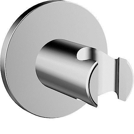 HANSA LOFT uchwyt do słuchawki prysznicowej chrom 44440173 + Oferta do wyczerpania zapasów