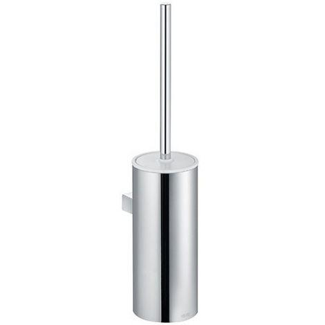 KEUCO COLLECTION MOLL szczotka wisząca wc chrom / biały 12769010100