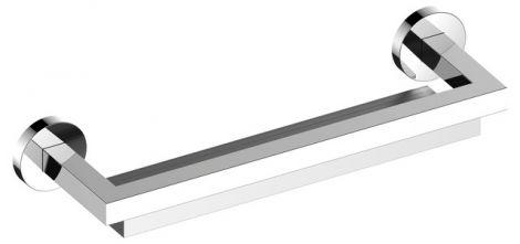 KEUCO Edition 90 półka prysznicowa z ściągaczką, 400mm chrom 19059010000