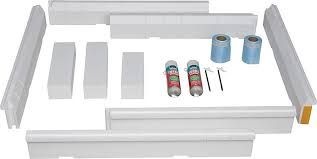 VILLEROY&BOCH zestaw instalacyjny do brodzika U91411300 +