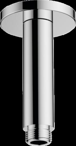 HANSGROHE Vernis Blend Przyłącze sufitowe 10 cm chrom 27804000 - oferta ważna do wyczerpania zapasów