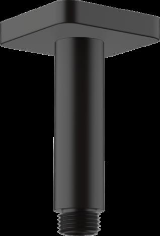 HANSGROHE Vernis Shape Przyłącze sufitowe 10 cm czarny mat 26406670 +