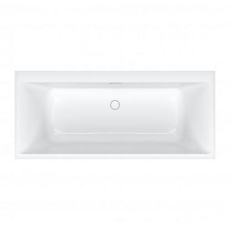 VILLEROY&BOCH Subway 3.0 Wanna prostokątna 1700 x 750 mm z systemem SilentFlow , biała  UBQ170SBW2TDV01