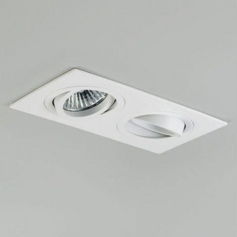 ASTRO LIGHTING Taro Twin Oprawa do wbudowania, biała 5648