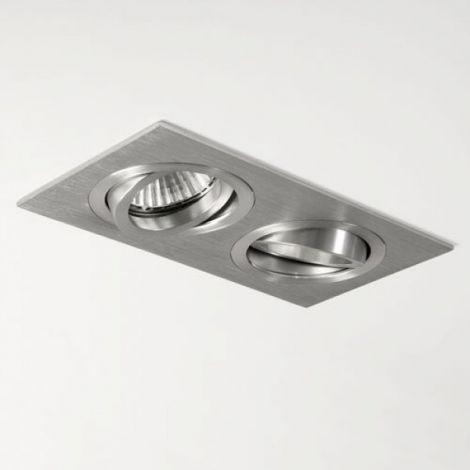 ASTRO LIGHTING Taro Twin Oprawa do wbudowania, aluminium 5649